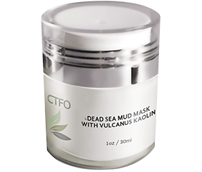 NON CBD Dead Sea Mud Mask with Vulcanus Kaolin